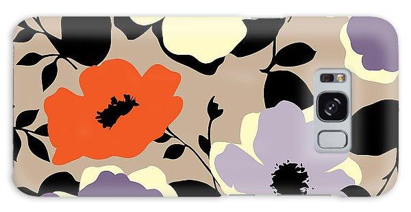 Form Galaxy Case - Art Vintage Floral Background by Irina qqq