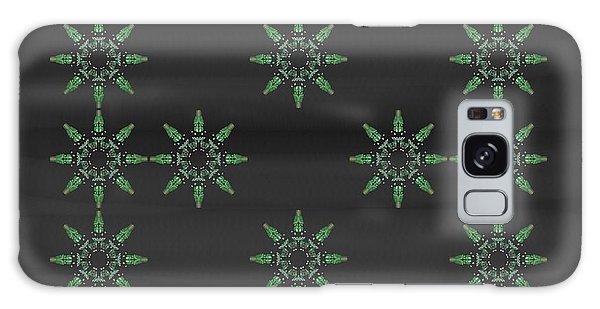 Galaxy Case - Artdeco Design2 by Joan Stratton