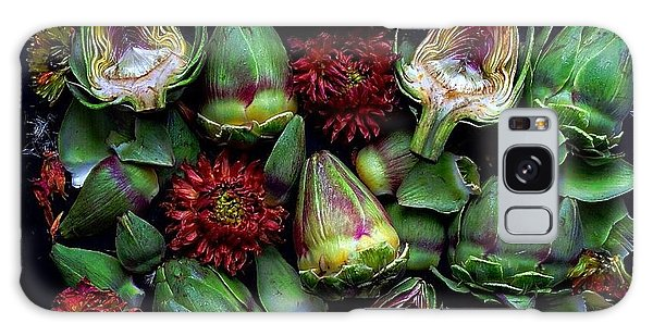 Artichoke Art Galaxy Case