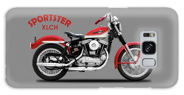 Harley Galaxy Case - The Vintage Sportster Motorcycle by Mark Rogan