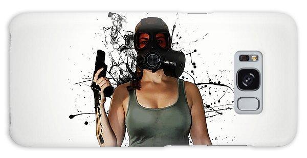 Guns Galaxy Case - Bellatrix - Horizontal by Nicklas Gustafsson