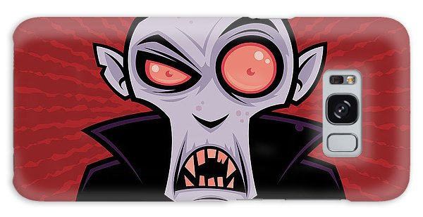 Vector Galaxy Case - Count Dracula by John Schwegel