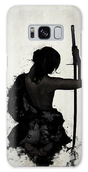 Female Galaxy Case - Female Samurai - Onna Bugeisha by Nicklas Gustafsson