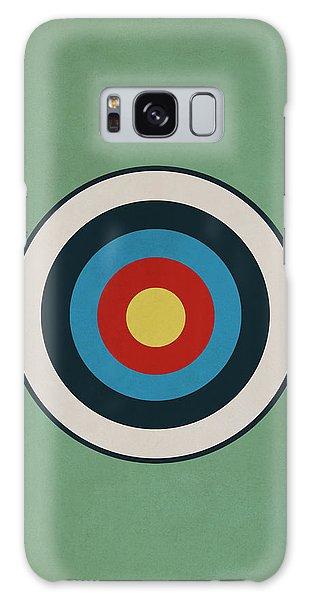 Vintage Galaxy Case - Vintage Target by Eric Fan