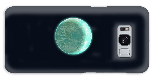 Environments Galaxy Case - Pale Blue Dot by Eric Fan