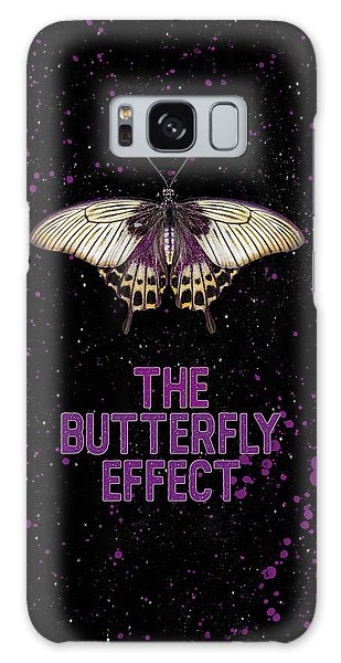 Strange Galaxy Case - The Butterfly Effect I by Amanda Lakey