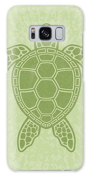 Turtle Galaxy Case - Green Sea Turtle by John Schwegel