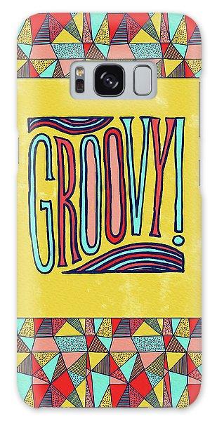 Groovy Galaxy Case