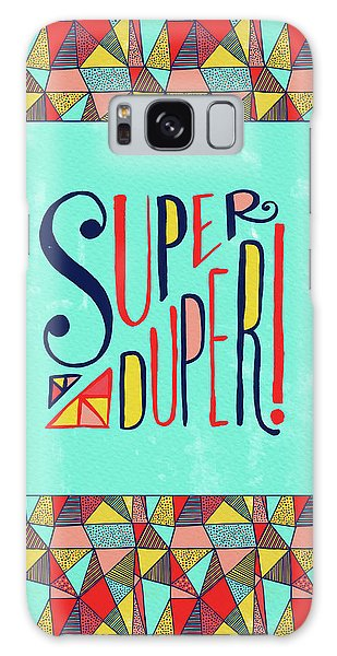 Super Duper Galaxy Case