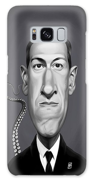 Celebrity Sunday - H.p Lovecraft Galaxy Case