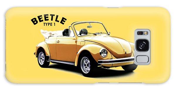Volkswagen Galaxy Case - Vw Beetle 1972 by Mark Rogan