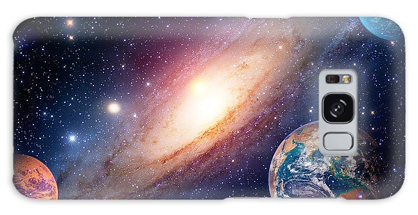 Venus Galaxy Case - Astrology Astronomy Earth Outer Space by Nikonomad