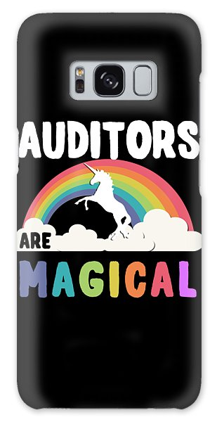 Auditors Are Magical Galaxy Case