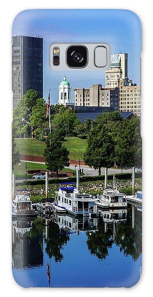 Augusta Ga Savannah River 3 Galaxy Case
