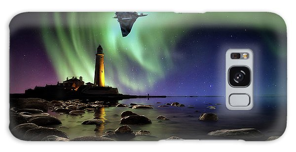 Smart Galaxy Case - Auroral Splendour For The Vulcan by Smart Aviation