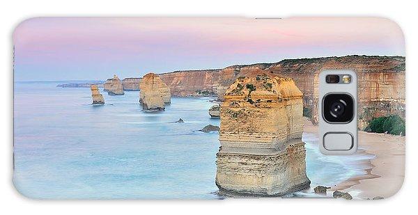 Travel Destinations Galaxy Case - Australia Landscape  Great Ocean Road - by Maythee Voran