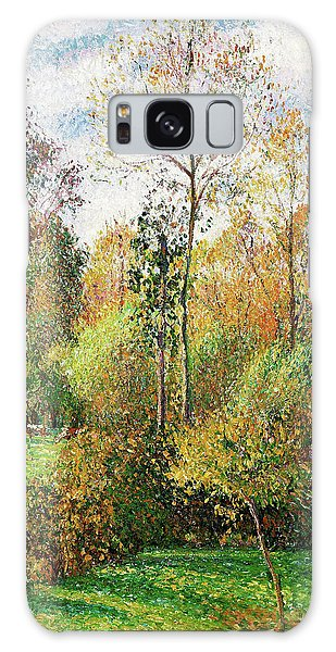 Country Living Galaxy Case - Automne, Peupliers, Eragny - Digital Remastered Edition by Camille Pissarro