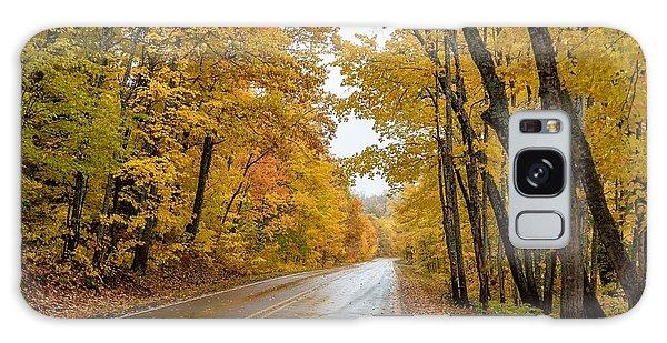 Autumn Drive Galaxy Case