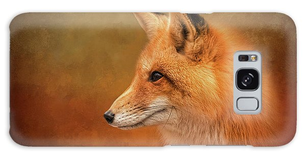 Autumn Fox Galaxy Case