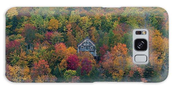 Autumn In Maine Galaxy Case