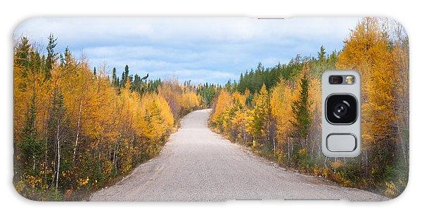 Autumn In Ontario Galaxy Case