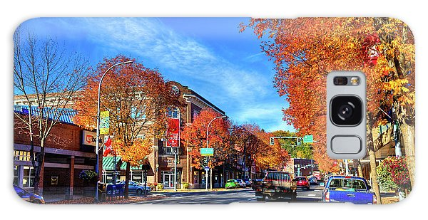 Galaxy Case featuring the photograph Autumn In Pullman by David Patterson