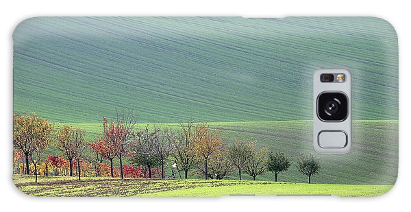 Autumn In South Moravia 18 Galaxy Case