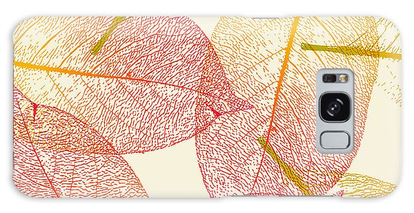 Ecology Galaxy Case - Autumn Leaves by Akaiser
