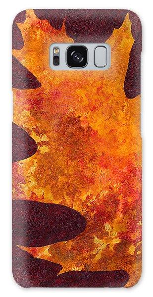 Autumn Oak 6 Galaxy Case