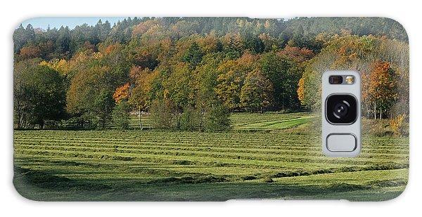 Autumn Scenery Galaxy Case