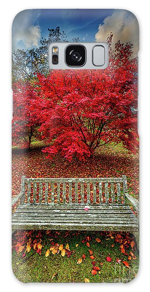 Galaxy Case - Autumn Splendour by Adrian Evans