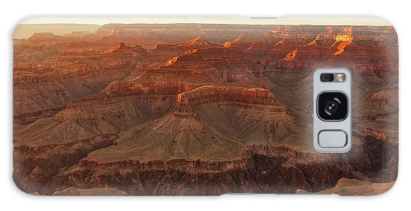 Galaxy Case featuring the photograph Awash With Light by Rick Furmanek