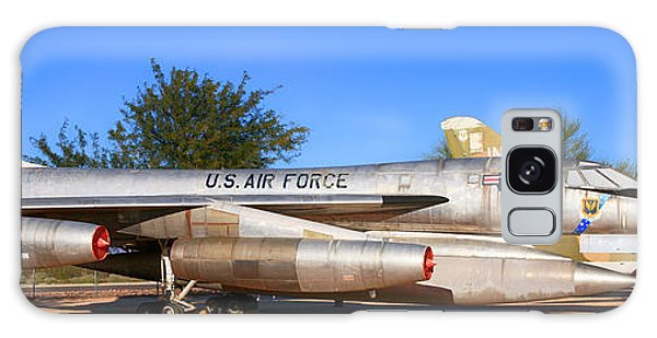 B58 Hustler Sac Bomber Galaxy Case