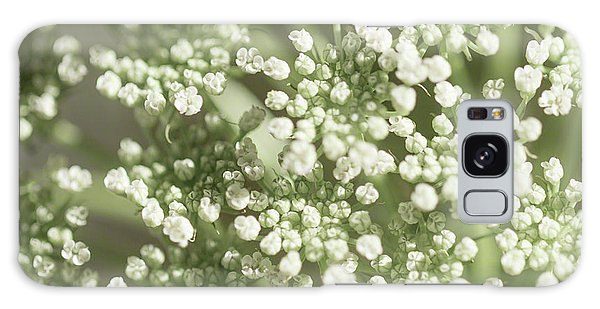 Babys Breath 1308 Galaxy Case