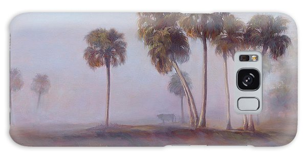 Old Florida Galaxy Case - Bachelor In Paradise by Laurie Snow Hein