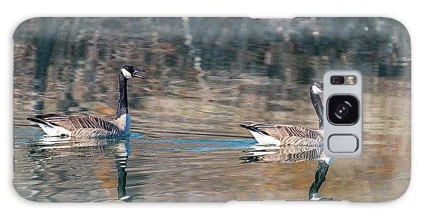 Canada Goose Galaxy Case - Backseat Driver by Mike Dawson