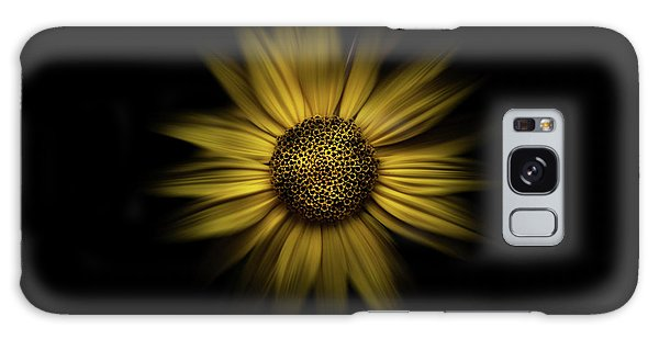 Backyard Flowers 18 Color Flow Version Galaxy Case