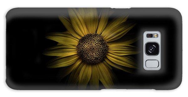 Backyard Flowers 18 Color Version Galaxy Case