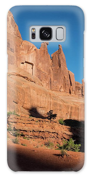 Balance Rock Galaxy Case