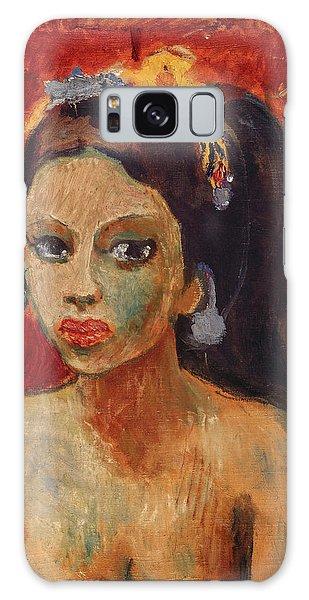 Russian Impressionism Galaxy Case - Balinesin by Robert Genin