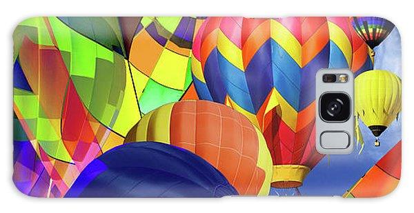 Balloon Festival Galaxy Case