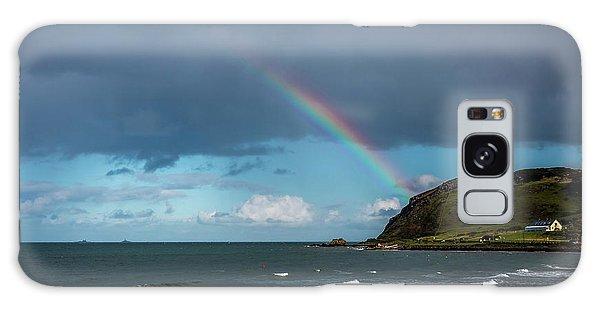 Ballygally Rainbow Galaxy Case