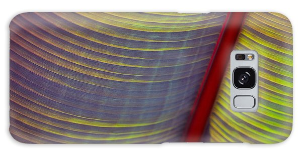 Banana Leaf 8597 Galaxy Case