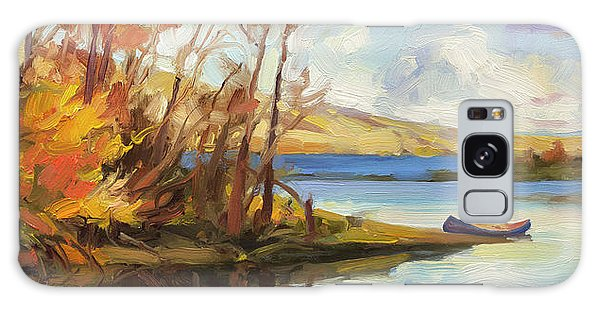 Bush Galaxy Case - Banking On The Columbia by Steve Henderson