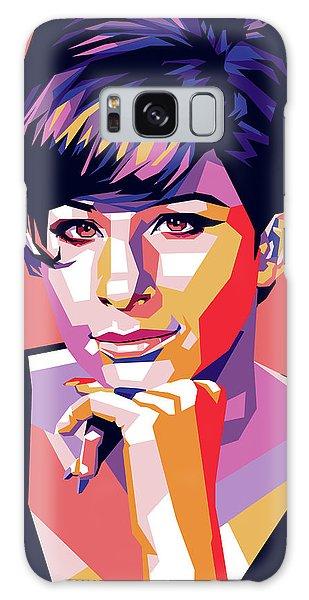Barbra Streisand Pop Art Galaxy Case