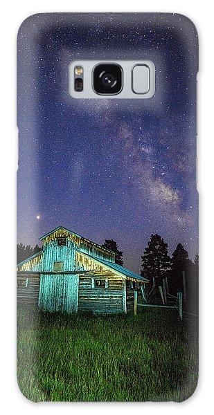 Barn In Rocky 2 Galaxy Case