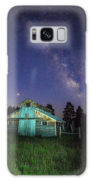 Barn In Rocky 2 Galaxy Case