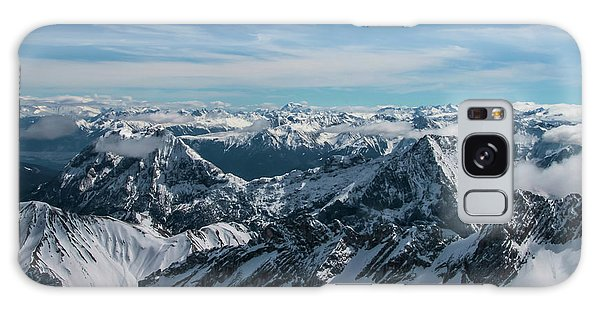 Bavarian Alps Galaxy Case