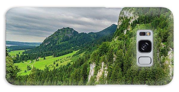 Bavarian Landscape II Galaxy Case