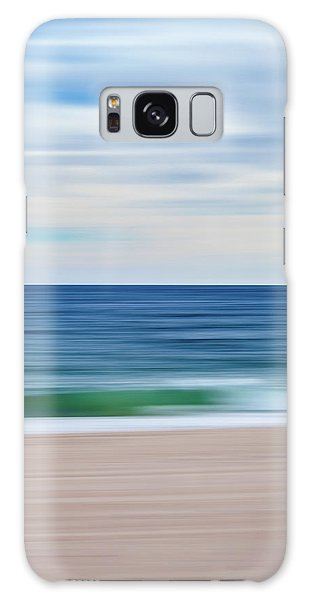 Beach Blur Galaxy Case